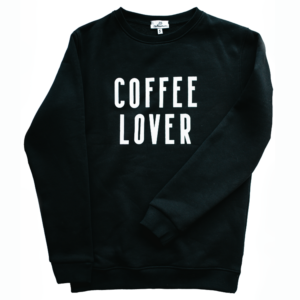 Світшоти Coffee Lover / Black