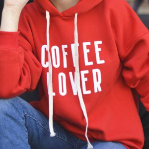 Худі Coffee Lover