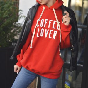 Худи Coffee Lover