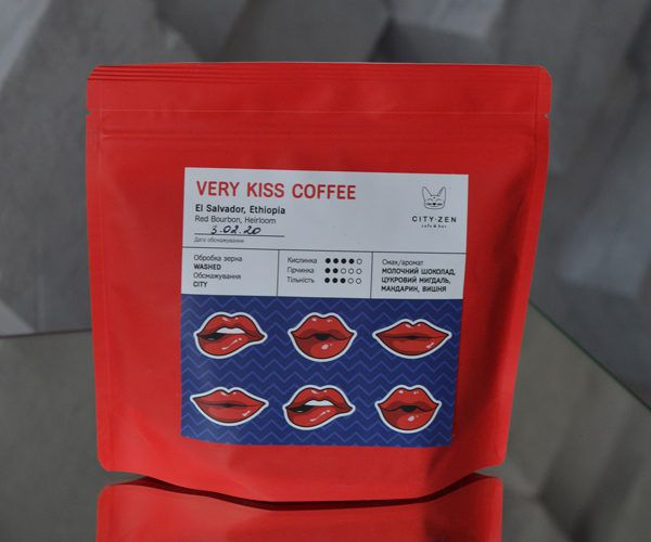 Very Kiss Coffee